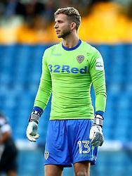 Felix Wiedwald of Leeds United - Mandatory by-line: Robbie Stephenson/JMP - 09/08/2017 - FOOTBALL - Elland Road - Leeds, England - Leeds United v Port Vale - Carabao Cup