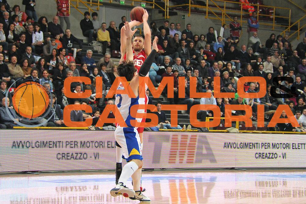 DESCRIZIONE : Verona Lega Basket A2 2010-11 Tezenis Verona Aget Imola<br /> GIOCATORE : Martin Ringstrom<br /> SQUADRA : Tezenis Verona Aget Imola<br /> EVENTO : Campionato Lega A2 2010-2011<br /> GARA : Tezenis Verona Aget Imola<br /> DATA : 05/03/2011<br /> CATEGORIA : Tiro<br /> SPORT : Pallacanestro <br /> AUTORE : Agenzia Ciamillo-Castoria/M.Gregolin<br /> Galleria : Lega Basket A2 2010-2011 <br /> Fotonotizia : Verona Lega A2 2010-11 Tezenis Verona Aget Imola<br /> Predefinita :