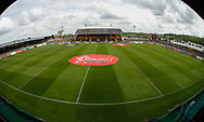 General Stadium view of the Mend-A-Hose Jungle ahead of Castleford Tigers vs St Helens in the Ladbrokes Challenge Cup match at the Mend-A-Hose Jungle, Castleford<br /> Picture by Stephen Gaunt/Focus Images Ltd +447904 833202<br /> 12/05/2018