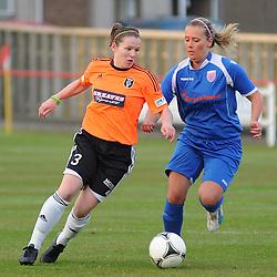 Forfar Farmington v Glasgow City  | Women's Premier league cup Semi Final | 3 May 2012