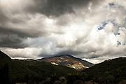 NOUVELLE CALEDONIE,  Mont Humbolt - Chaine centrale entre Bouloupari et Thio - 2014-03