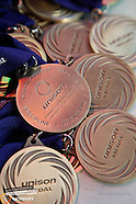 2014 Unison Netball Medals