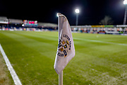 General view of the Kenilworth Road stadium before the The FA Cup 3rd round replay match between Luton Town and Sheffield Wednesday at Kenilworth Road, Luton, England on 15 January 2019.