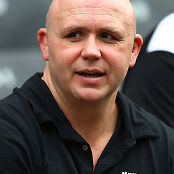 DURBAN, SOUTH AFRICA - MARCH 28: Eduard Coetzee during the Super Rugby match between Cell C Sharks and Western Force at Growthpoint Kings Park on March 28, 2015 in Durban, South Africa. (Photo by Steve Haag)