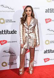 EDITORIAL USE ONLY<br /> Jade Thirlwall attends the Virgin Holidays Attitude Awards at the Roundhouse, London.