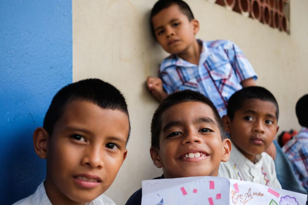 CIUDAD DEL NIÑO<br /> La Chorrera, Panama - 26-11-2014<br /> Photography by Aaron Sosa