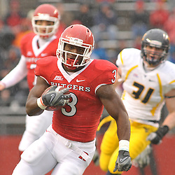 2009 NCAA Football - Rutgers 21, West Virginia 24