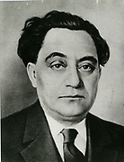 'Georgi Mikhaylov Dimitrov, also known as Georgi Dimitrov Michaylov (1882-1949) Bulgarian  Communist leader: Secretary General of the Communist International.'