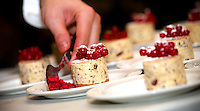 Warwick Castle food shoot, new Chef Dan Wilbraham<br /> Pictures by Shaun Fellows / Shine Pix Ltd