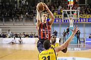 DESCRIZIONE : Ancona Lega A 2012-13 Sutor Montegranaro Angelico Biella<br /> GIOCATORE : Nemanja Jaramaz<br /> CATEGORIA : tiro<br /> SQUADRA : Angelico Biella<br /> EVENTO : Campionato Lega A 2012-2013 <br /> GARA : Sutor Montegranaro Angelico Biella<br /> DATA : 02/12/2012<br /> SPORT : Pallacanestro <br /> AUTORE : Agenzia Ciamillo-Castoria/C.De Massis<br /> Galleria : Lega Basket A 2012-2013  <br /> Fotonotizia : Ancona Lega A 2012-13 Sutor Montegranaro Angelico Biella<br /> Predefinita :