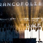 Concert de Johnny Halliday aux francofolies de La Rochelle 2015