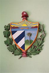 Cuban coat of arms,