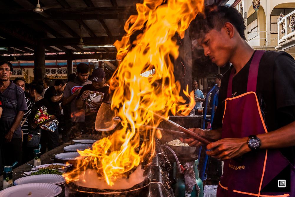 Thailand - Magic Tattoos - Wai Kru festival Festival