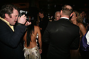 DEBBIE FIELD, Lucy Yeomans Editor of Harper's Bazaar and Moet and Chandon host the Gold Party. 17 Berkeley St. London W1. 1 November 2007. -DO NOT ARCHIVE-© Copyright Photograph by Dafydd Jones. 248 Clapham Rd. London SW9 0PZ. Tel 0207 820 0771. www.dafjones.com.