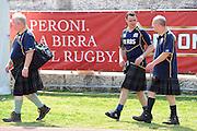 Foto Alfredo Falcone - LaPresse<br /> 17 03 2012 Roma ( Italia)<br /> Sport Rugby<br /> Italia - Scozia<br /> RBS 6 Nazioni 2012 - Stadio Olimpico di Roma<br /> Nella foto:<br /> tifosi<br /> Photo Alfredo Falcone - LaPresse<br /> 17 03 2012 Roma (Italy)<br /> Sport Rugby<br /> Italia - Scozia<br /> RBS 6 Nations 2012 - Olimpico Stadium of Roma<br /> In the pic:fan
