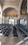 Wandelhalle, Brunnenhalle, Bad Kissingen, Franken, Bayern, Deutschland