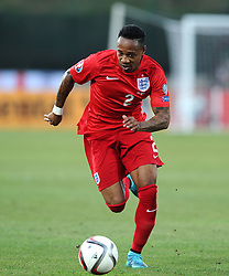Nathaniel Clyne of England (Liverpool)  - Mandatory byline: Joe Meredith/JMP - 07966386802 - 05/09/2015 - FOOTBALL- INTERNATIONAL - San Marino Stadium - Serravalle - San Marino v England - UEFA EURO Qualifers Group Stage