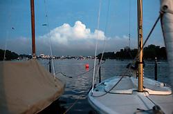 GERMANY HAMBURG 17MAY14<br /> <br />  - Sailing on the Aussenalster in Hamburg.<br /> <br /> jre/Photo by Jiri Rezac<br /> <br /> <br /> <br /> © Jiri Rezac 2014