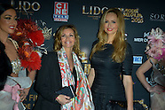 Ingrid Chauvin and Adriana Karembeu jurys of Top Model Belgium