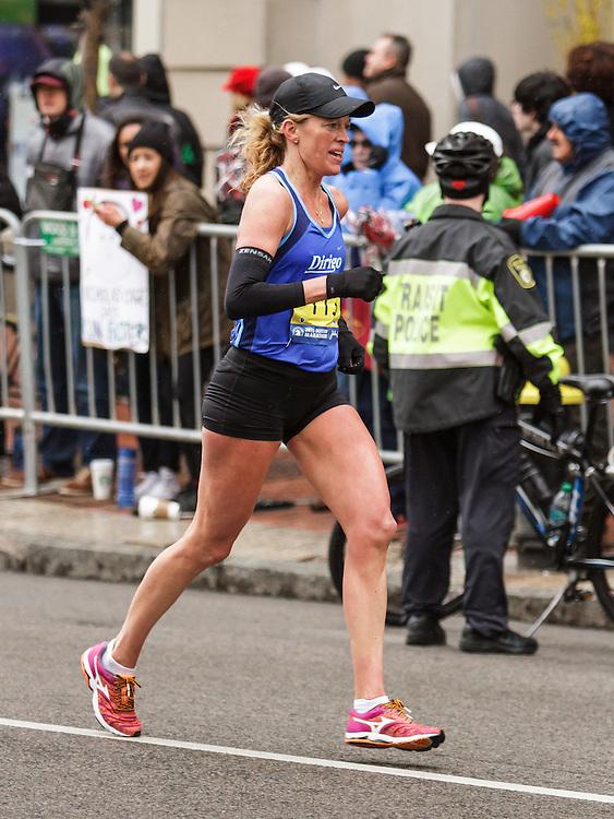 Boston Marathon: