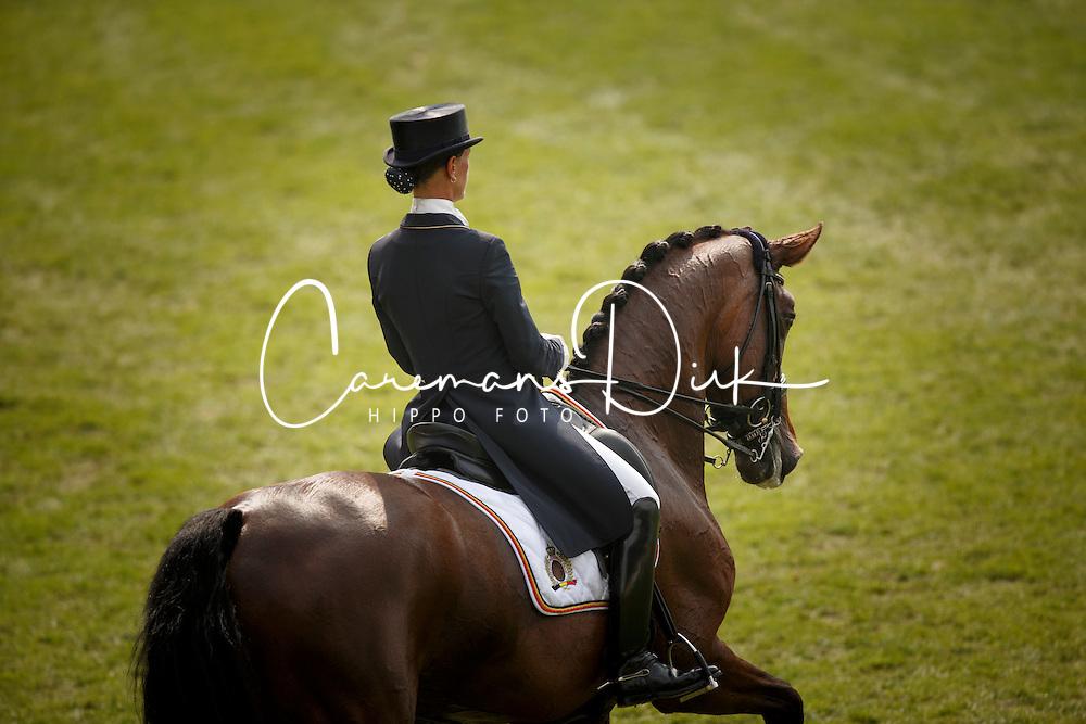 Verliefden Fanny, (BEL), Annarico<br /> European Championships - Aachen 2015<br /> © Hippo Foto - Dirk Caremans<br /> 12/08/15