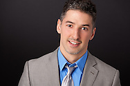 Playwright & actor Michael Brian Ogden headshot