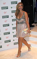Heidi Range of Sugababes World Tennis Association Pre-Wimbledon Party held at the Roof Gardens, Kensington, London, UK, 17 June 2010. For piQtured Sales contact: Ian@piqtured.com Tel: +44(0)791 626 2580 (Picture by Richard Goldschmidt/Piqtured)