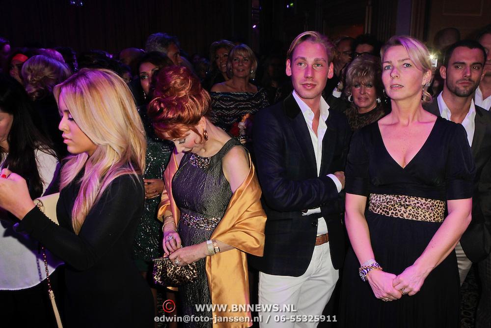 NLD/Amsterdam/20111124 - Beau Monde Awards 2011,