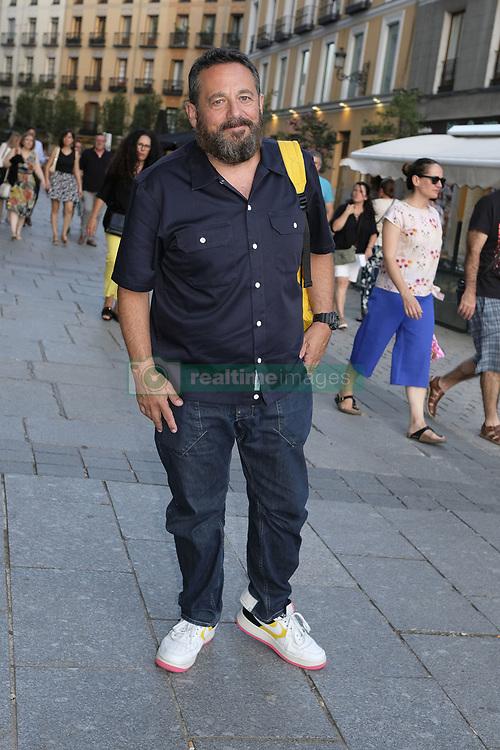 July 23, 2019 - Madrid, Spain - Pepon Nieto  attends Concert Jamie Cullum photocall during Universal Music Festival 2019 in Teatro Real Madrid on, 22 July 2019. spain  (Credit Image: © Oscar Gonzalez/NurPhoto via ZUMA Press)