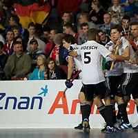 Half final Germany vs Russia
