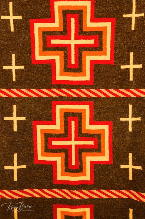 Navajo rugs, Hubbell Trading Post National Historic Site, Arizona USA