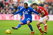 Nottingham Forest v Cardiff City