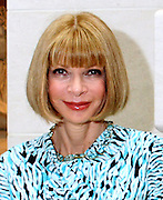 Anna Wintour appears at The Costume Institute's American Woman: Fashioning A National Identity Press Preview at the Metropolitan Museum of Art in New York City on May 3, 2010.