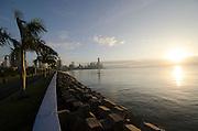 Mañana en la Cinta Cistera, Ciudad de Panamá. Panamá, 11 de enero de 2013. (Victoria Murillo/Istmophoto)