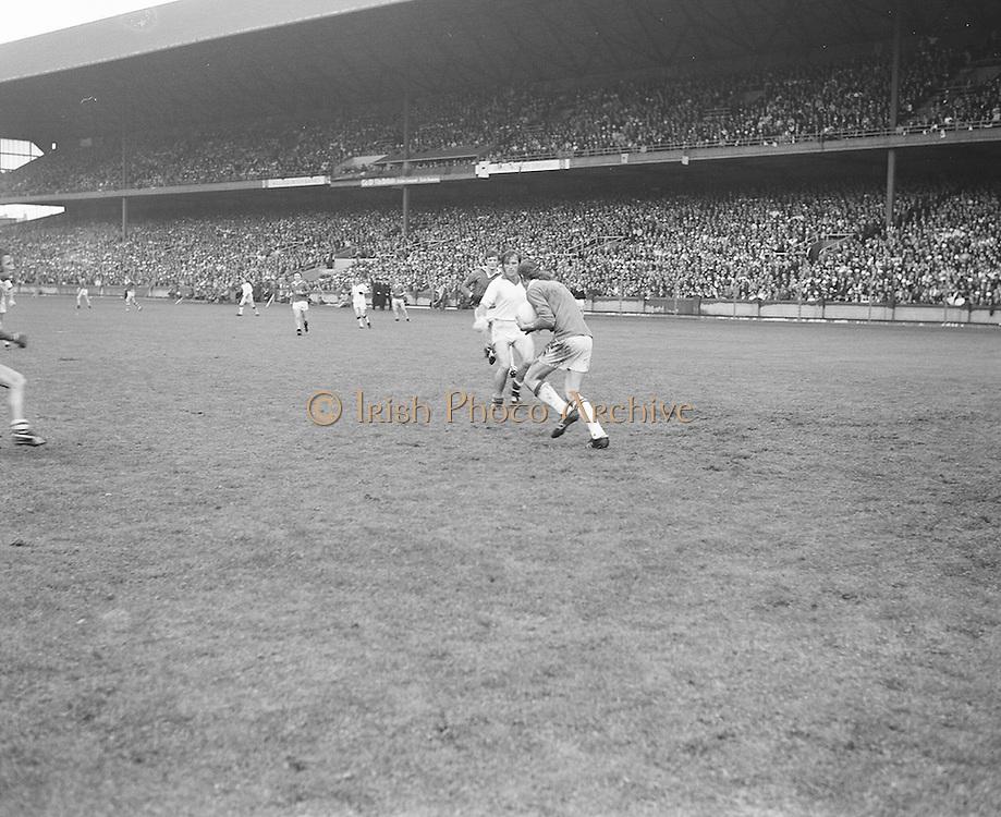 All Ireland Football Semi-Final. Cork v Tyrone. Croke Park, Dublin. 19.08.1973. 19th August 1973