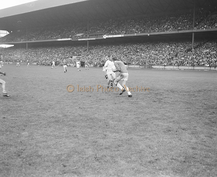 All Ireland Football Semi-Final. Cork v Tyrone. Croke Park, Dublin. 19.08.1973. 19th August 1973