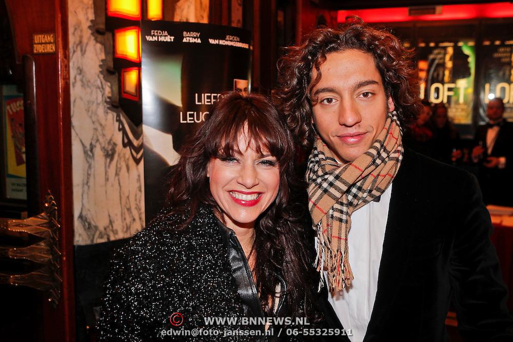 NLD/Amsterdam/20101214 - Inloop premiere LOFT, Ellen ten Damme