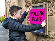 Leith Walk Council By-Election, Edinburgh, 10 April 2019