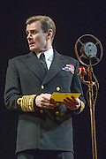 26/03/2012. London, UK. Playful Productions and Michael Alden present the stage production of The Kings Speech, by David Seidler, at Wyndhams Theatre, London.Picture shows: Charles Edwards as Bertie (King George VI). Photo credit : Tony Nandi
