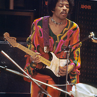"Jimi Hendrix - Guitar Hero.- .Hendrix finally settled in to give the festival goers a real ""Experience"". Despite a late appearance, earlier technical problems - and a small fire above him in the upper part of the stage - he went on to win over a cool but well worn audience.  His Sunday night performance was to be one of his last.  .On September 18th 1970, less than three weeks later, Jimi Hendrix was dead."