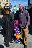 Haunted Halloween on the High Line