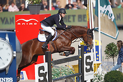 Keunen Pieter, (BEL), Don Diablo Hx<br /> Final 7 years old horses<br /> FEI World Breeding Jumping Championship <br /> Lanaken - Zangersheide 2015<br /> © Hippo Foto - Dirk Caremans<br /> 20/09/15