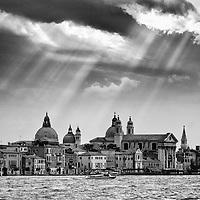 View of Venice from Canale della Giudecca