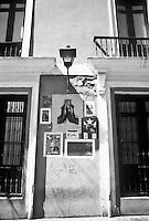 """"""" Museo bajo sol y agua """" outdoor museum"""