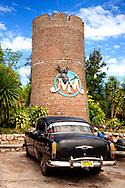 Villa Mirador de Mayabe, Holguin, Cuba.