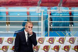 Ivo Jan, head coach of Slovenia during ice hockey match between South Korea and Slovenia at IIHF World Championship DIV. I Group A Kazakhstan 2019, on April 30, 2019 in Barys Arena, Nur-Sultan, Kazakhstan. Photo by Matic Klansek Velej / Sportida