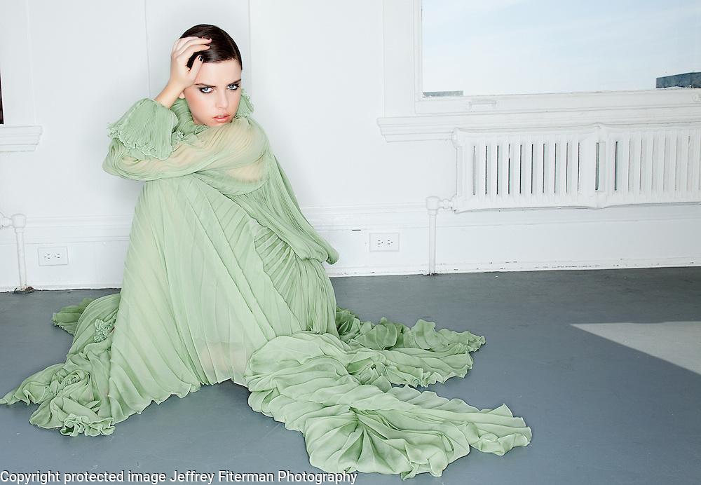 Fashion story for Sielian's Vintage Apparel