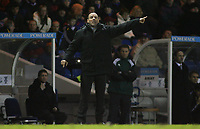 Photo: Paul Thomas.<br /> Glasgow Rangers v Partizan Belgrade. UEFA Cup. 14/12/2006.<br /> <br /> Rangers manager Paul Le Guen.
