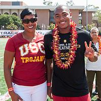 USC Track & Field Seniors