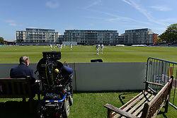 A general view of the County Ground - Photo mandatory by-line: Dougie Allward/JMP - Mobile: 07966 386802 - 21/05/2015 - SPORT - Cricket - Bristol - County Ground - Gloucestershire v Kent - LV=County Cricket